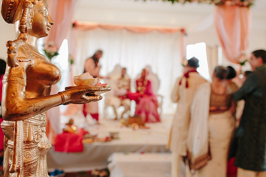 Religious Indian Wedding Ceremony in New Jersey