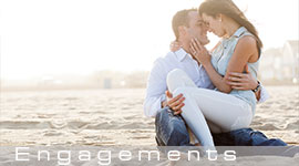 New Jersey engagement photography - NJ Engagement photographers - Candid engagement pictures