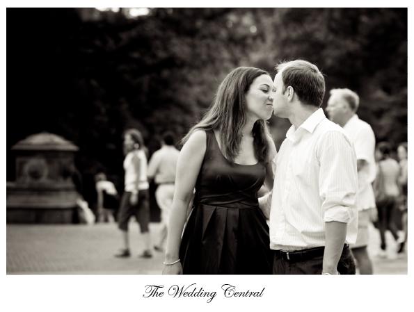 New York City Engagement Photography