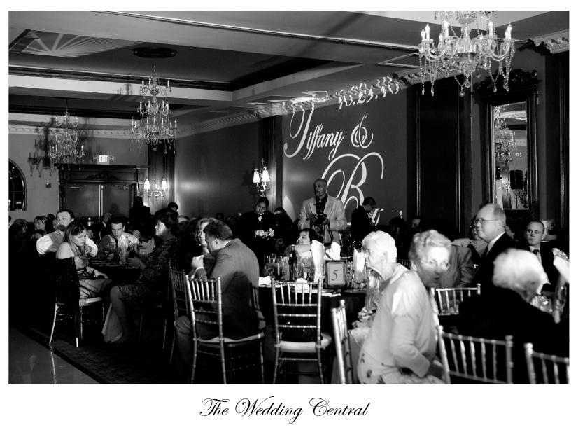 Photojournalistic Black and White NJ Wedding Photography