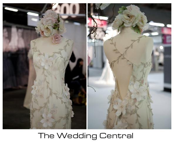 Claire Pettinone wedding dress - New York International Bridal Market