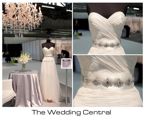 Kevan Hall Wedding Dress - New York International Bridal Market