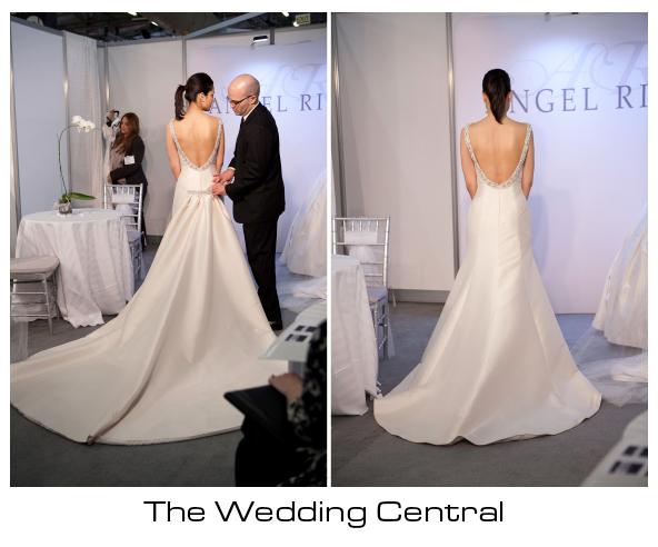 Angel Rivera - New York International Bridal Market