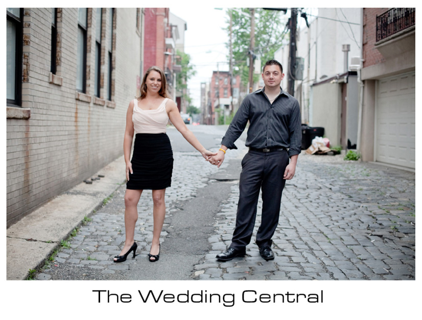 NJ Wedding Photographer , Hoboken engagement photos
