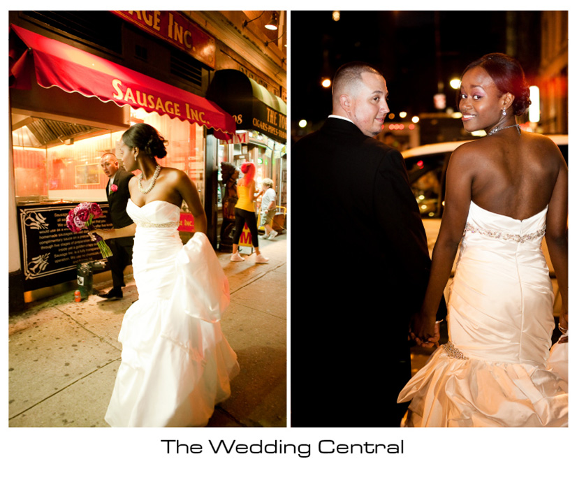 New York City Wedding Photography - Martine and Nicola NYC Wedding Photos