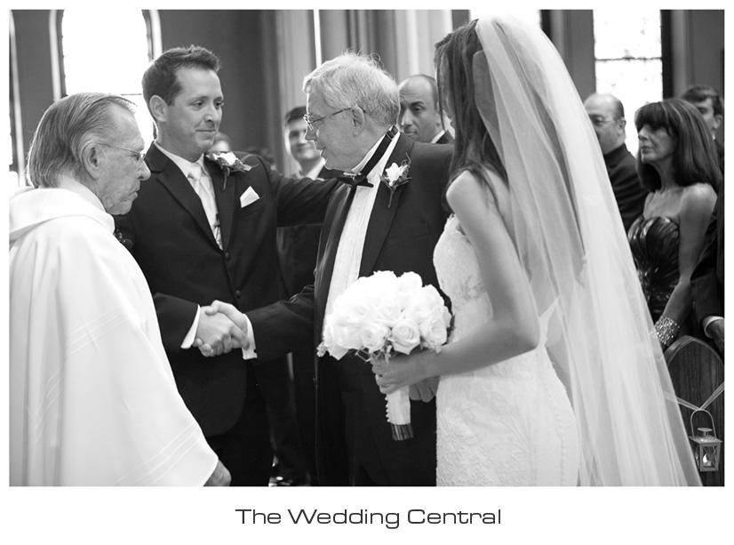 Kirkpatrick Cathedral New Brunswick - NJ Wedding Photographer