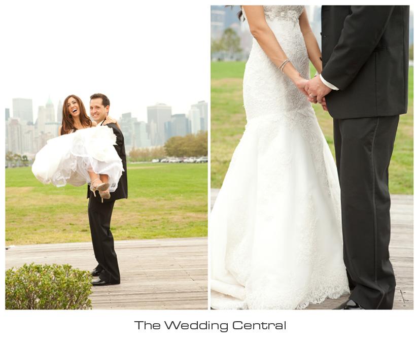 Liberty House Wedding Photos - NJ Wedding Photographer