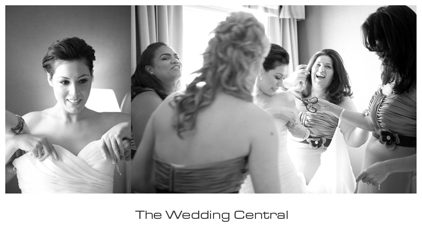 westmount country club wedding photography