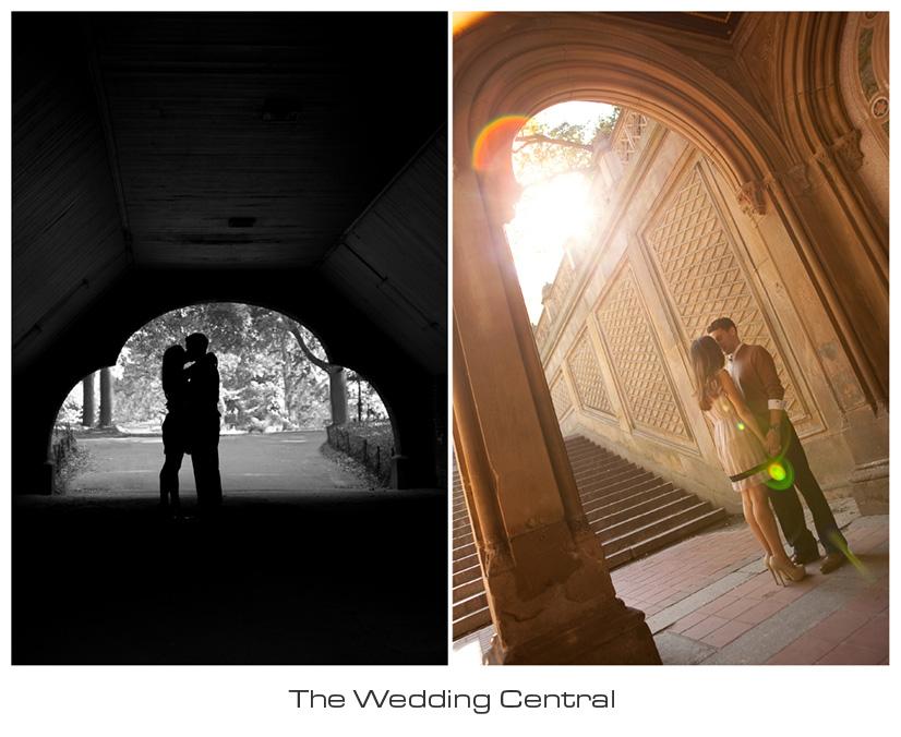 Central Park Engagement Photos - NYC Wedding Photographer