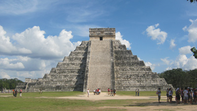 piramid chichen itza - vacations cancun