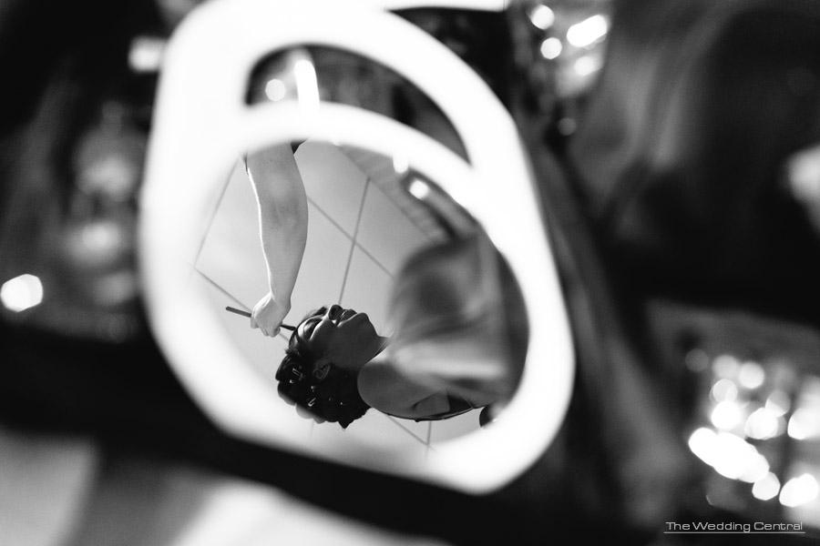 Nicole Evell NJ Wedding - bride getting ready - nj wedding photographer