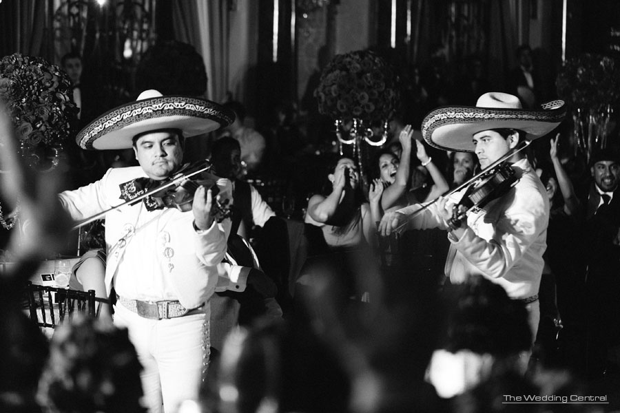 mariachi - The Venetian NJ Wedding Photos - Hiromi and Elvin NJ Wedding Photos
