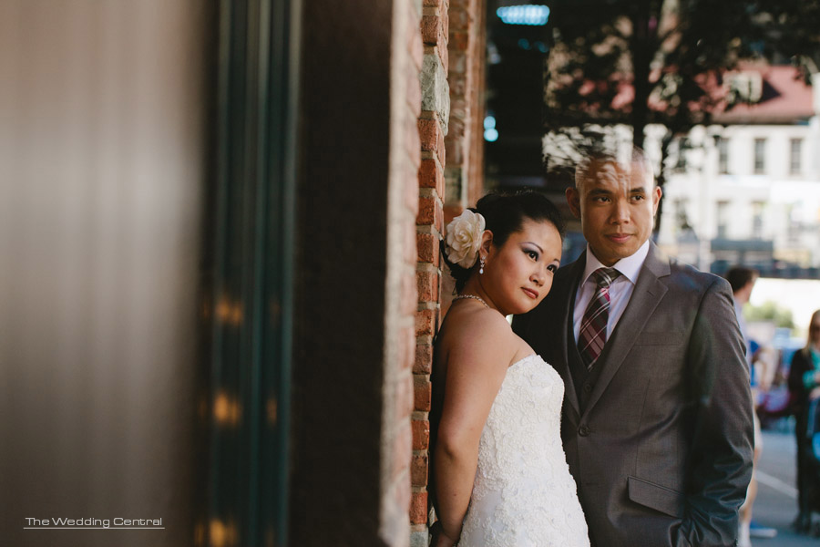 NYC Meat Packing District - Day after wedding photos - Virginia Mark