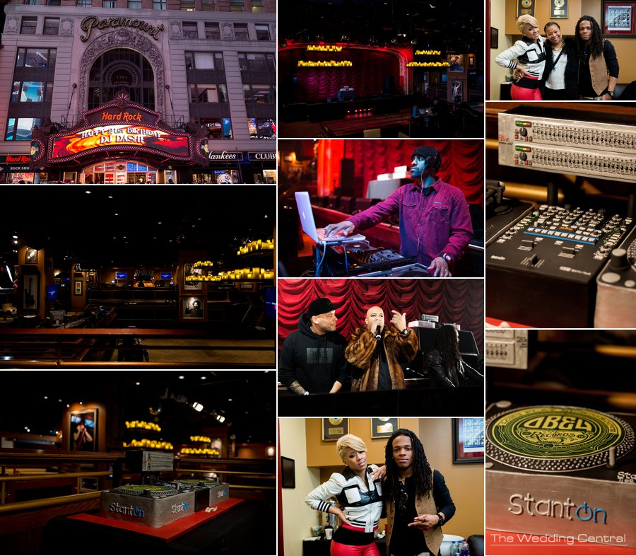 NYC Event Photographer - Keyshia Cole NYC Celebrity birthday party photographer - Hard Rock Cafe NYC