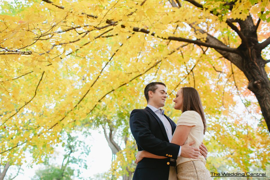 NYC Central Park Engagement Photos - Caroline Drew Engagement