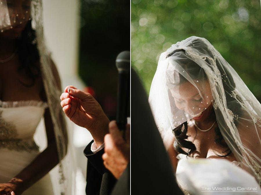 Wedding Ceremony - New Jersey wedding photographer -