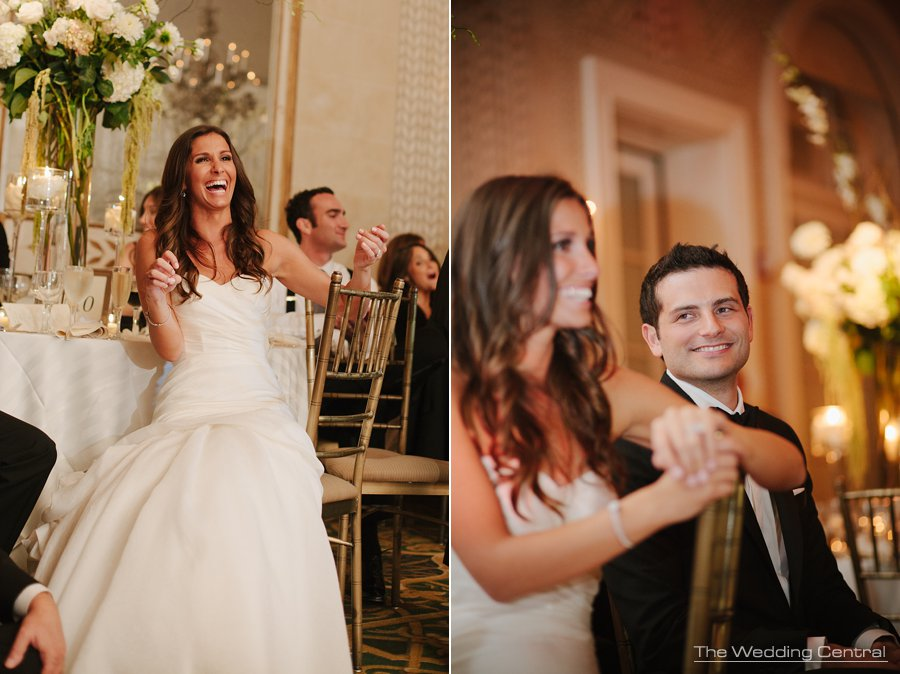 Wedding Toasts - New York Botanical Gardens wedding reception - NY Wedding photographer