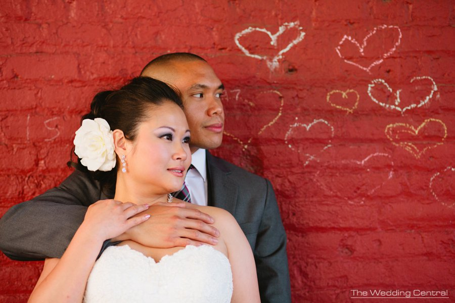 Virginia and Mark NYC Meatpacking District Wedding Photo - NYC wedding Photographer