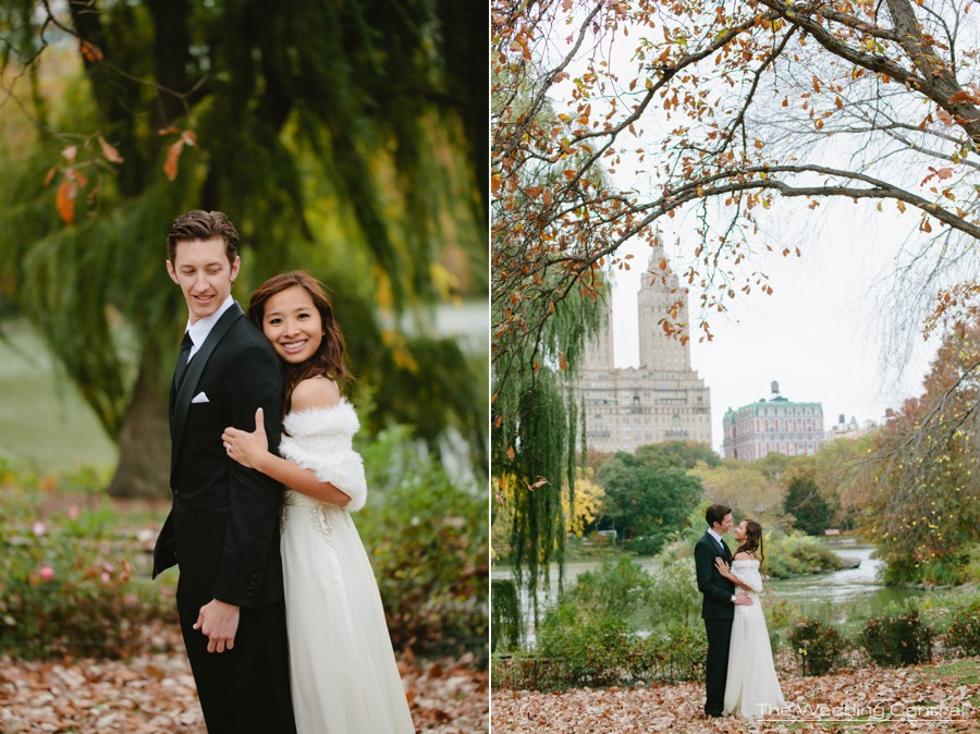 central park engagement photos - NYC bridal portraits Best in weddings
