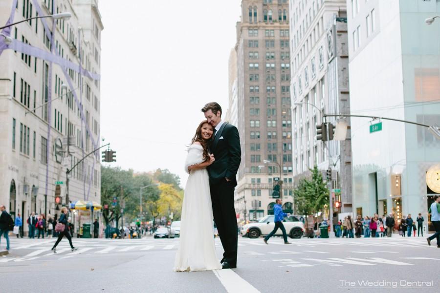 5th avenue engagement photos