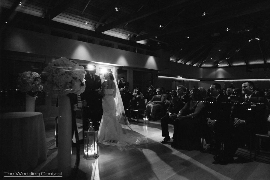 maritime parc wedding photos - nj wedding photographer - wedding ceremony pictures at maritime parc