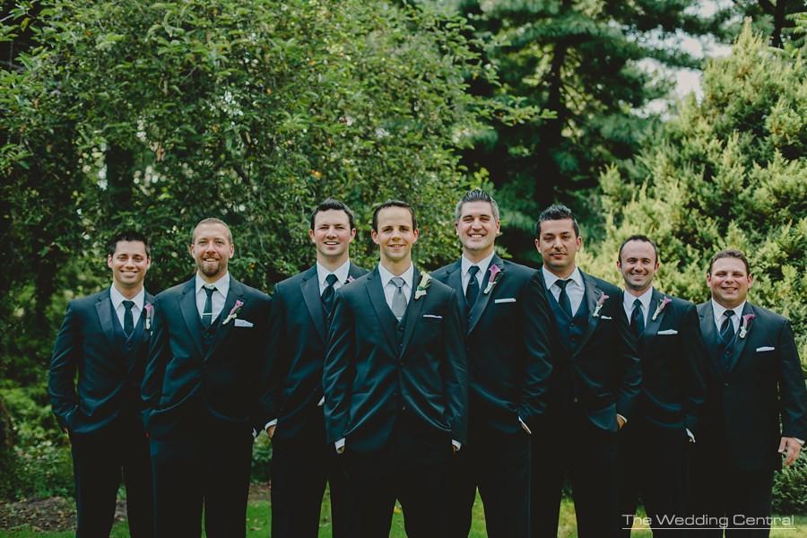 new jersey wedding photographer - groomsmen portraits