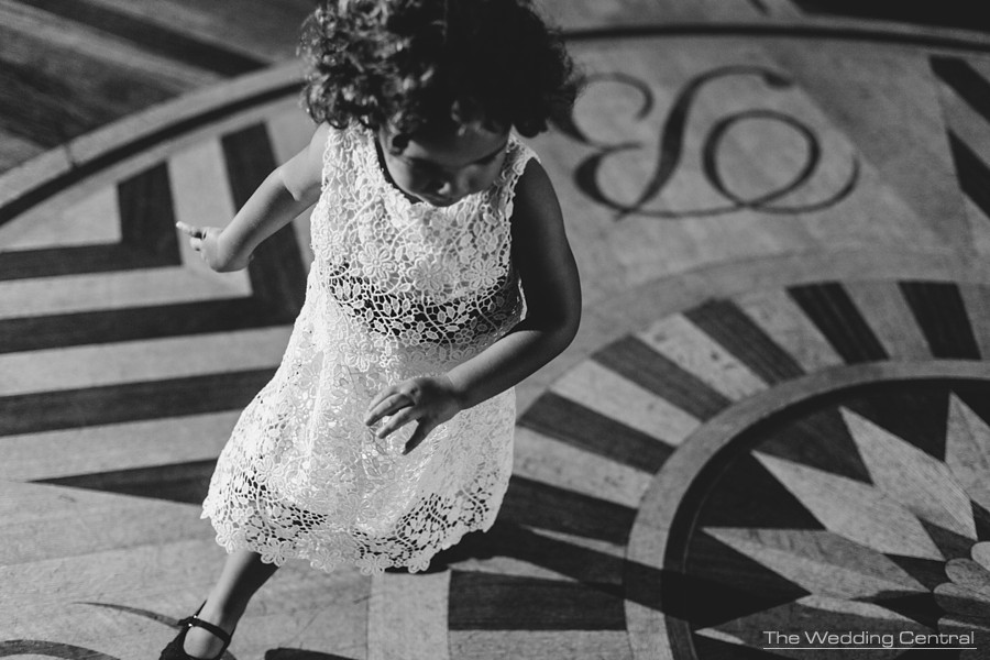 candid wedding photography in new jersey - kids during reception