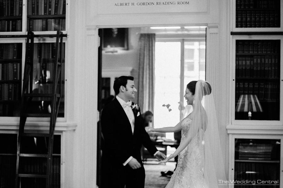 Harvard Club New York City - New York City Wedding photography