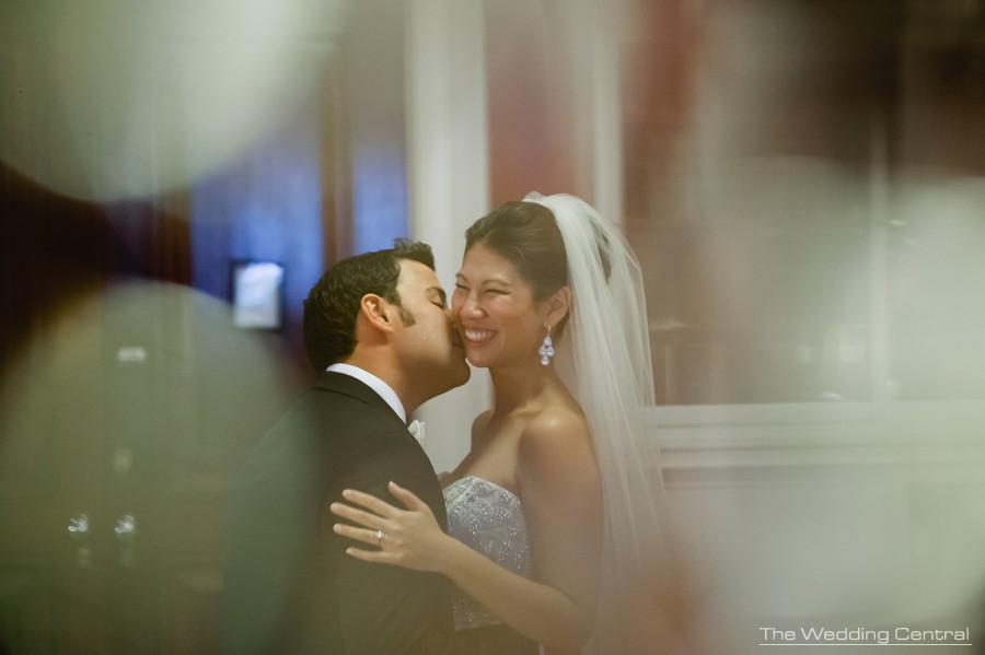 Harvard Club Weddings - New York Wedding Photographer