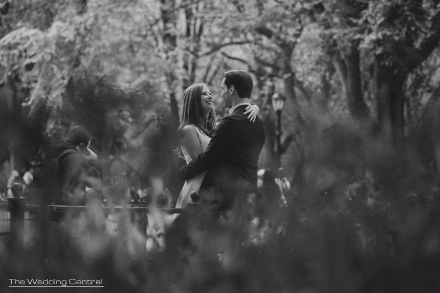 new york city engagement photographer - nyc central park engagement photography