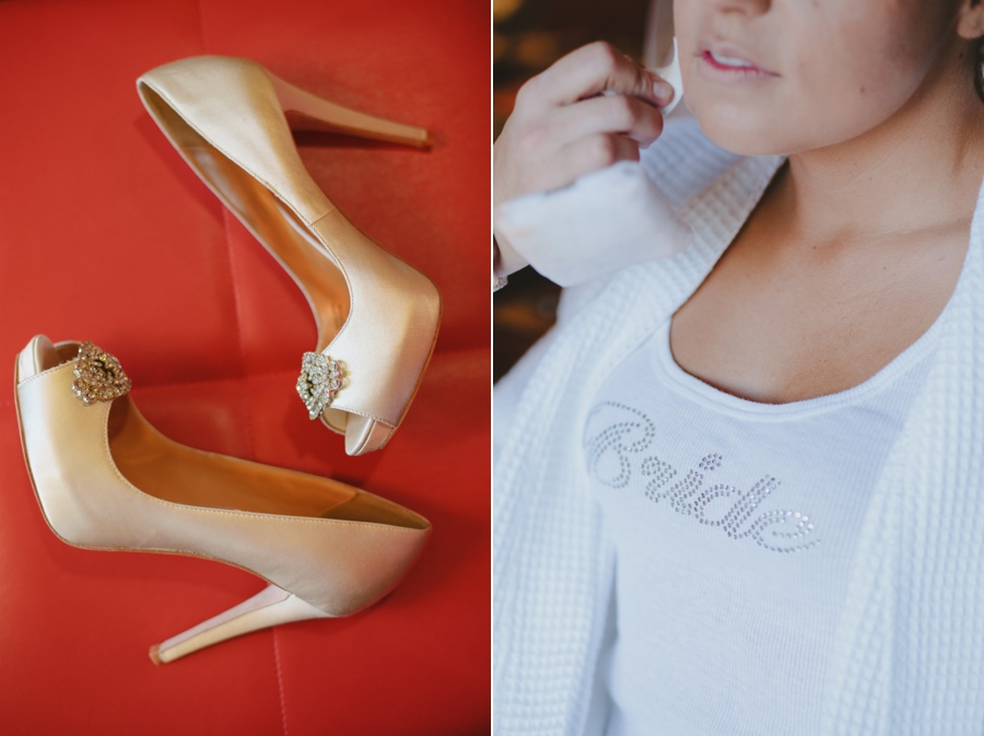 The Place at Somerset Park Wedding Photography - wedding shoes - new jersey wedding photographer