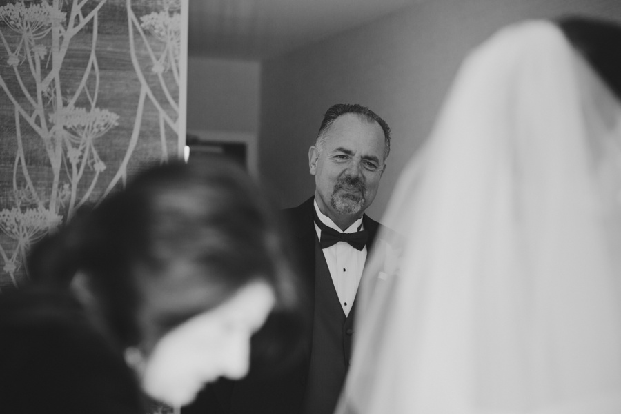 The Place Wedding Photos - bride getting ready - new jersey wedding photographer