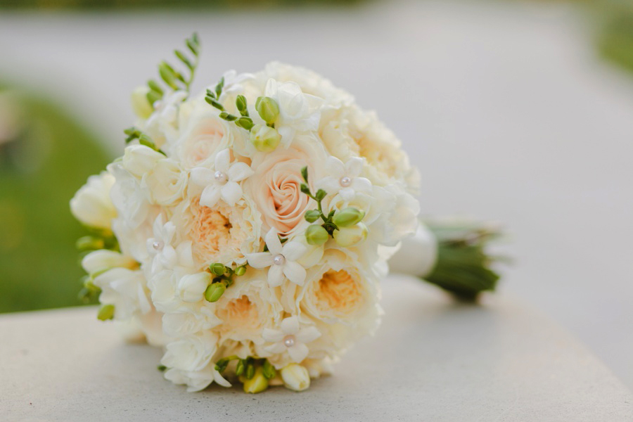 The Palace at Somerset Park flowers - New Jersey wedding photographer