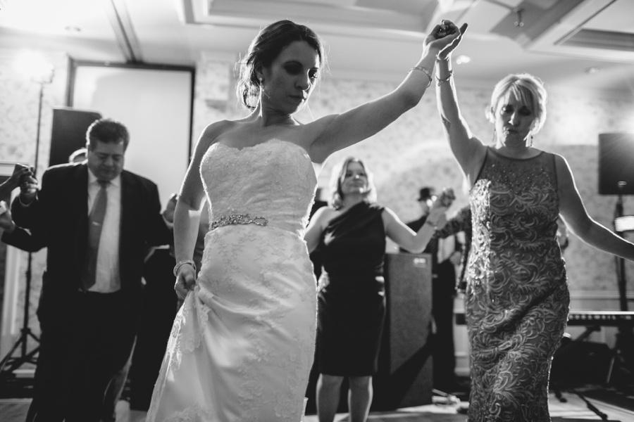 Greek Wedding dancing - Greek wedding receptions - NJ wedding Photographers