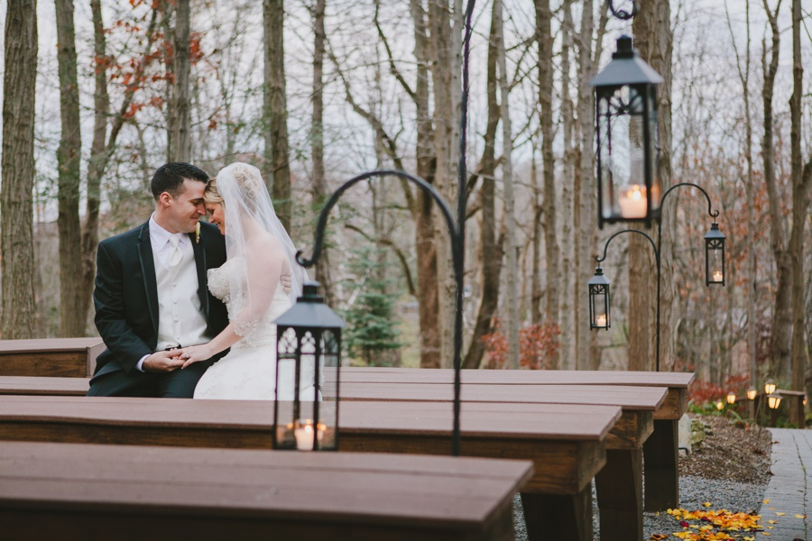 Rustic PA wedding photography