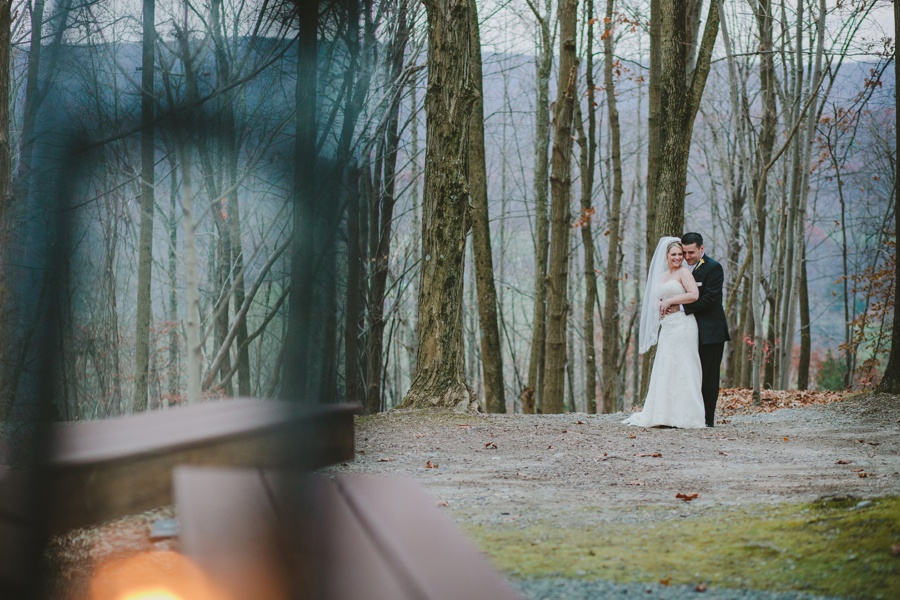 Rustic PA wedding pictures