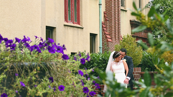 Chateau at Coindre hall Wedding video