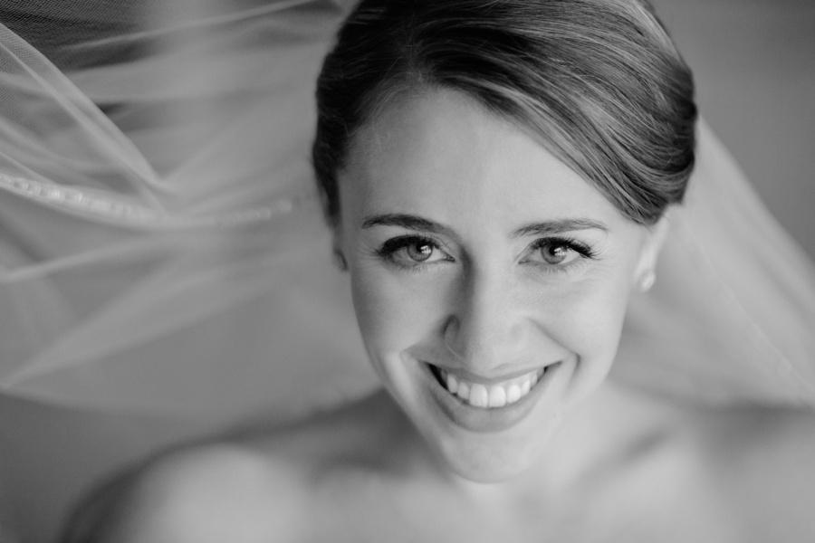 Bridal Portrait - New York Wedding Photographer - Bourne Mansion Wedding Photos