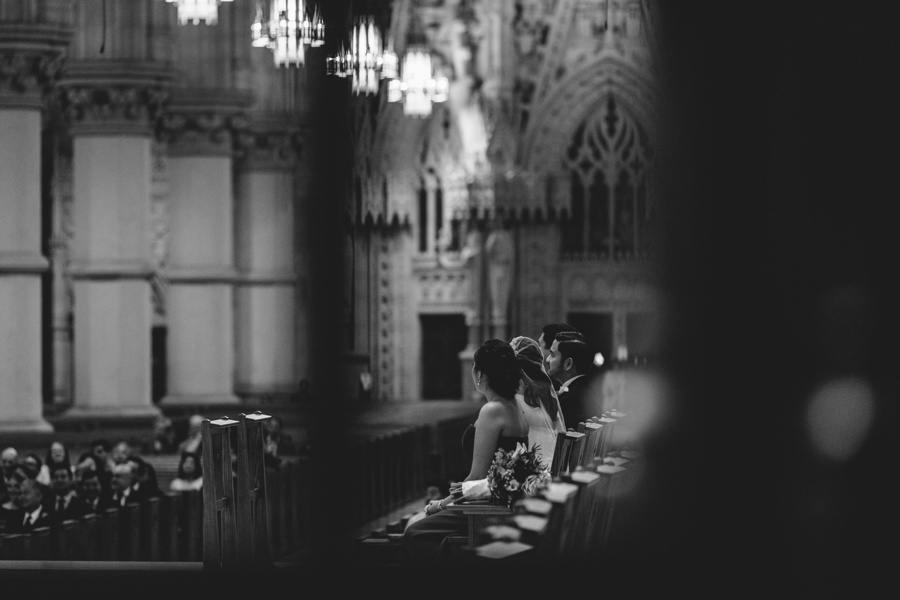 Cathedral Basilica of the Sacred Heart, Newark, New Jersey - New jersey wedding photographer