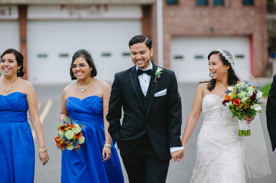 The View on the Hudson Wedding Photos - NY Wedding Photographer