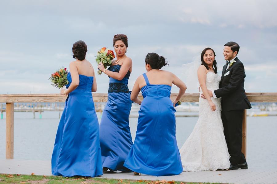 Piermont NY Wedding Photography - NY Wedding Photographer - Candid Photography