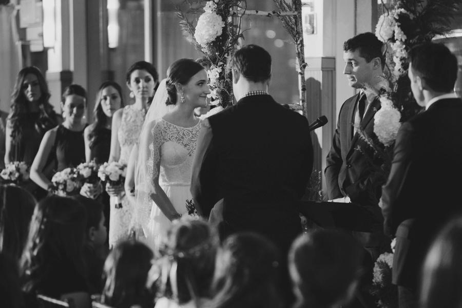 Wedding Ceremony at Liberty House - Liberty House Wedding Photography