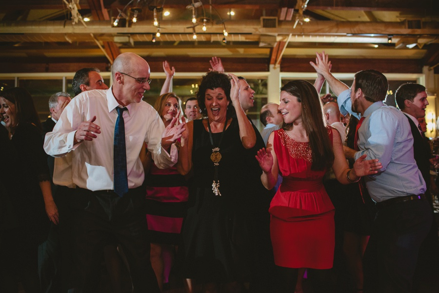 Dancing during Wedding Reception at Liberty House Wedding Photography
